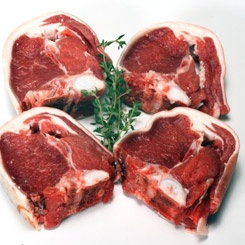 Prime Mutton Loin Chops 1kg